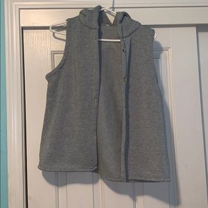 2 piece demon jacket with hood